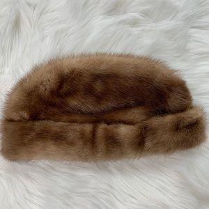 Vintage Accessories - ✨ Vintage Real Fur Hat